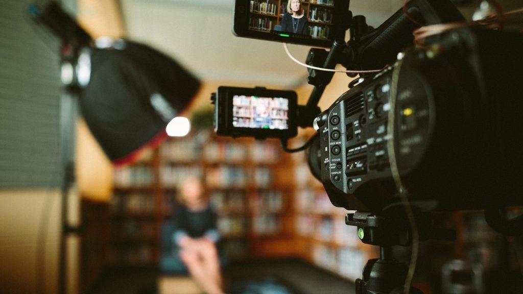 video, camera, optics